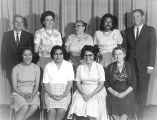 Second Mesa School Teachers, 5-1-65.