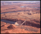 [Glen Canyon Dam, 10/17/70.]