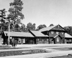 R.R. Station '47. Arizona--Grand Canyon--Grand Canyon Village--Depot.