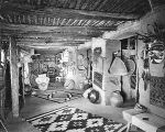 Main Sales Room.  Arizona--Grand Canyon--Grand Canyon Village--Hopi House--Interior--Historical.