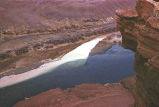 Paria meeting Colorado [River,] 2/15/69.