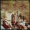 "Grand Canyon 5/14/62 - Monday AM - Georgie White Group Rev. ""Shine"" Smith and Navajo..."