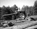 Jenson Brothers Log Loaders, 10/22/66.