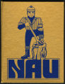 NAU Flagstaff 1978 Yearbook cover