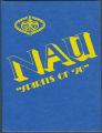 NAU Spirits of '76 Yearbook cover